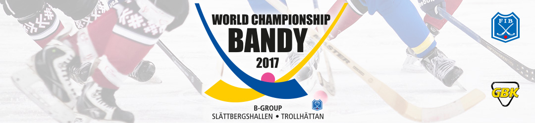 Bandy World Championship 2017 | Group B